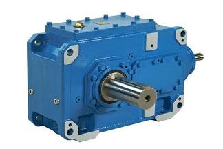 B Series Right Angle Gearbox 1