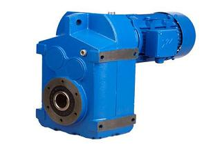 F Series Parallel Shafts Helical Gear Motor 1