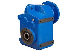 F Series Parallel Shafts Helical Gear Motor 2