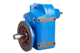 F series parallel shafts helical speed reducer