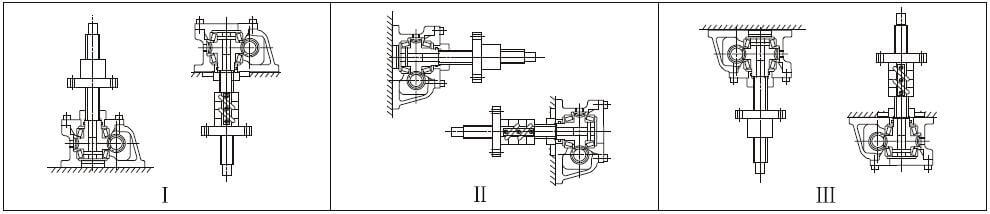worm gear screw jack design