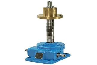JW Series Worm Gear Screw Jack 1