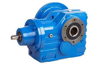 K series helical bevel speed reducer