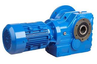 K Series Helical Bevel Gearbox 2