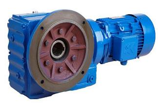 K Series Helical Bevel Gearbox 3