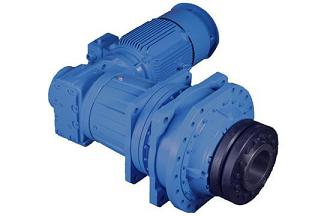 P Series Planetary Gearbox 3