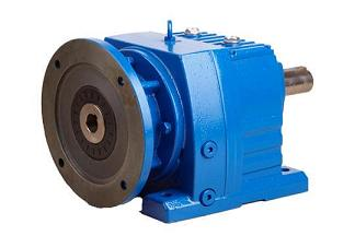 R Series Helical Geared Motor 3