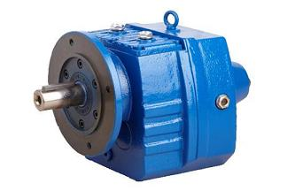 R Series Helical Geared Motor 4