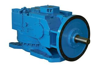Special design speed reducer